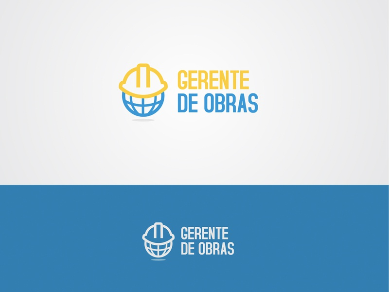 Gerente de Obras Conceito de Logo 99designs builders construction logo construction