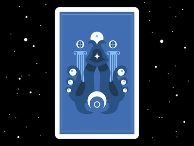 Tarot Card: High Priestess