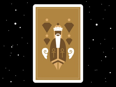 Tarot Card: Emperor
