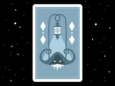 Tarot Card: Hermit