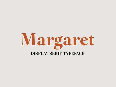 Margaret Serif - Free Font design decorative display font serif font serif free typeface type typeface freebie free font free