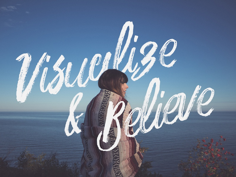 Visualize   believe copy 2
