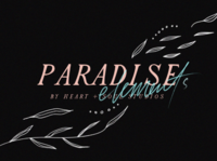 Paradise Elements - Free Floral Graphics