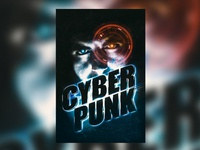 Free Cyberpunk Text Effect