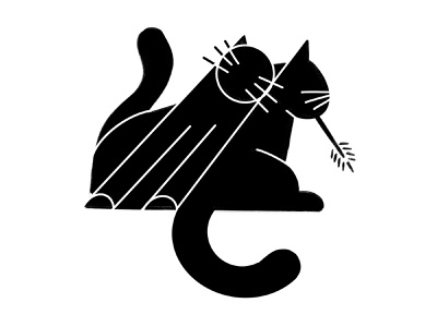 Friendly Felines wheat friends furry boops feline cat cute cats cat art digital illustration illustration animal