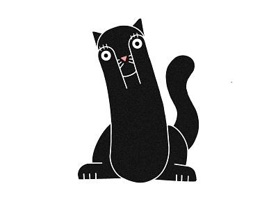 Cat Labyrinth feline cute cats cat art cat boops animal logo digital illustration animal illustration