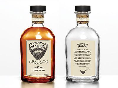 Lindsey Kugler Whiskey Branding illustration whiskey label whiskey branding branding packaing