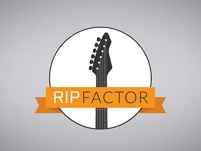 Rip Factor prize guitar music band show radio riplive