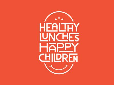 Healthy Lunches, Happy Children