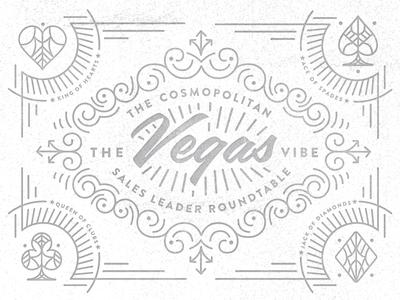 The Vegas Vibe las vegas vegas justin omaha nebraska sales playing cards pattern symmetrical cosmo cosmopolitan the cosmopolitan nevada gamble gambling