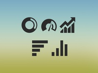 Chart Type Icons