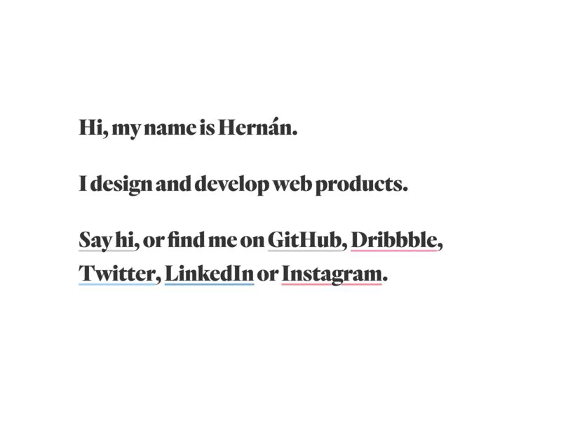 Personal website update quarto typography minimal website personal personal website