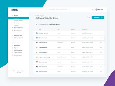 DART configure web app form builder ui table list light dashboard clean application app