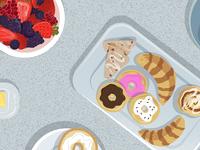 Breakfast – detail shot