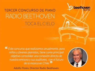 Mailing Radio Beethoven mailing