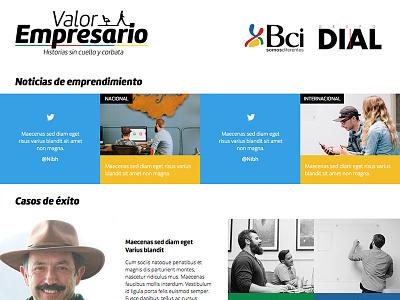 Sitio Valor Empresario