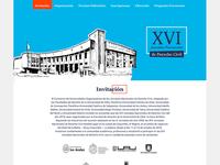 Landing Page Jornadas Derecho Civil