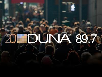 Aniversario Radio Duna socialmedia