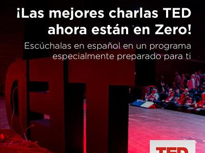 Charlas TED para Redes Sociales socialmedia
