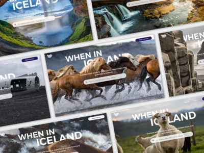 When In Iceland Homepage