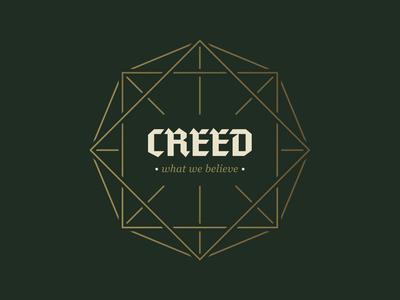 Creed - Title Artwork