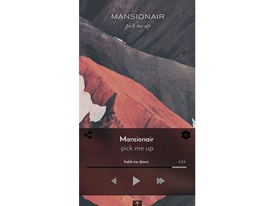 Mansionair Dark Copy300x400 concept music sketch ux ui
