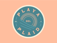 Playa del Plaid