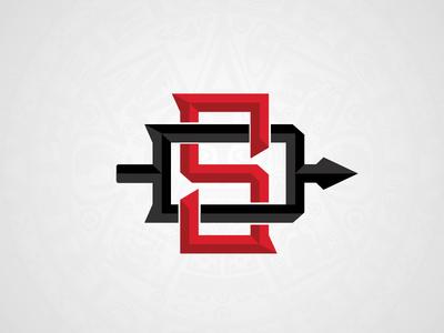 San Diego State Rebrand