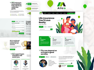 Alico designs, themes, templates and downloadable graphic elements on Dribbble
