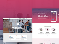 Olio - Premium Multipurpose Marketing Landing Page