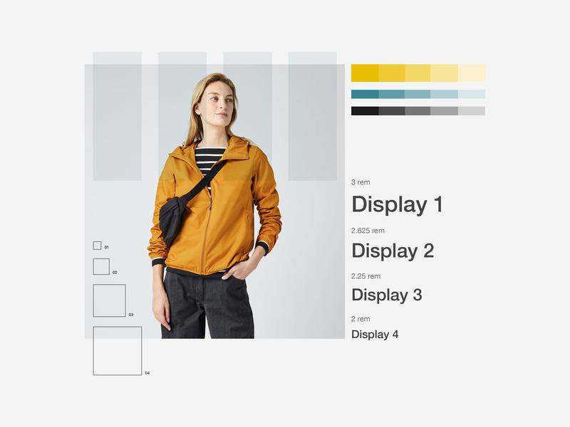 Design Language Graphic ui library ui kit ui styleguide brand design language design system