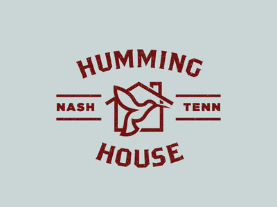 Humming House - 1 tennessee nashville band house bird humming house