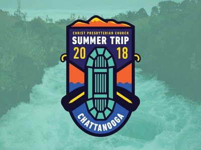 Summer Trip '18 tennessee chattanooga mountains white water rafting summer students youth christ presbyterian church