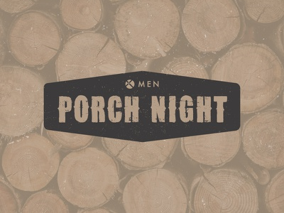 Porch Night christ presbyterian church mens ministry men