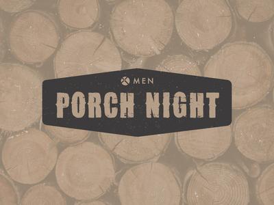 Porch Night christ presbyterian church mens ministry men