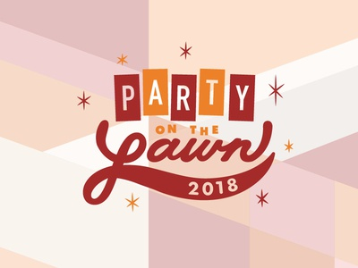 Party on the Lawn 2018 mid century modern tennessee nashville christ presbyterian church party on the lawn