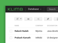 Klimb: A Recruitment Portal
