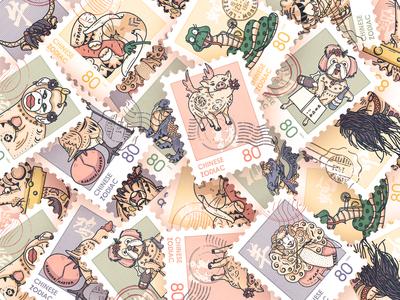 The Chinese Zodiac/12 Zodiac Signs