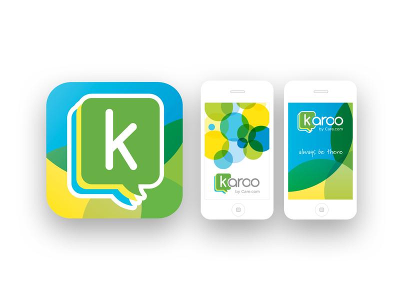 Karoo App Branding logo app design branding