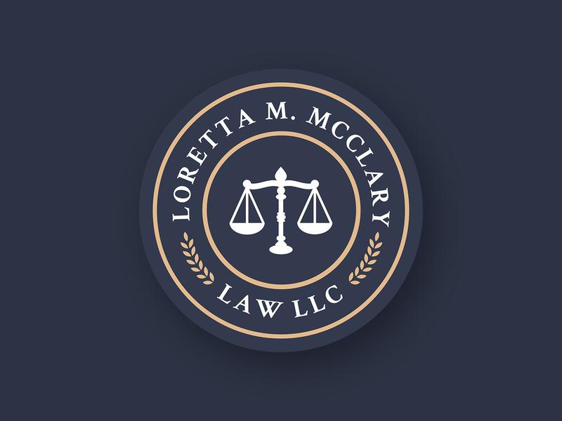 Law Firm Logo logo branding design