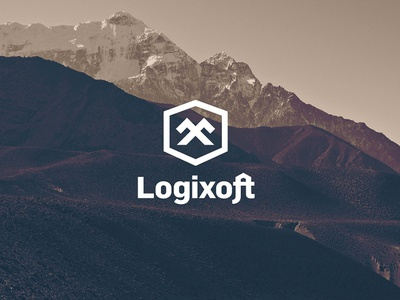 Logixoft Logo Design By The Logo Smith