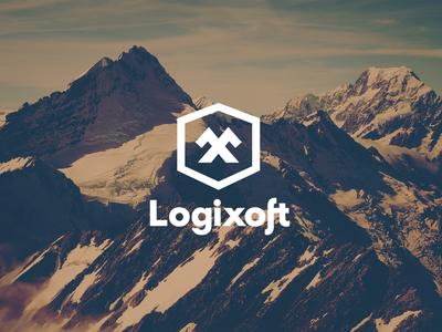 Logixoft Logo Design Update A