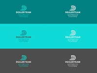 Dealerteam logo colours