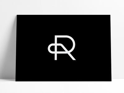 R&P Monogram Designed by The Logo Smith logo marks brand identity logos monoline monogram logo designer typography identity logo portfolio logo design