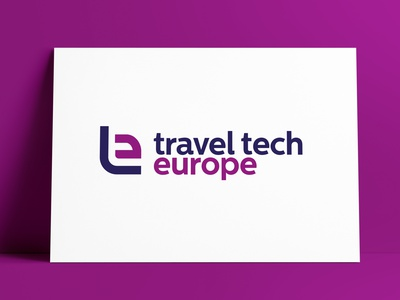 Travel Tech Europe Logo Designed by The Logo Smith tech logo tech travel logo travel letter a letter r initials negative space brand design brand logo marks logo designer brand identity logos typography branding identity portfolio logo logo design