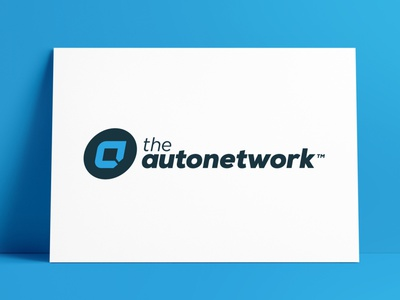 TheAutoNetwork Logo Redesigned by The Logo Smith logo redesign logo rebrand logo refresh automobile car logo design logo maker brand initial logo initials logo marks logo designer brand identity logos typography branding identity portfolio logo logo design