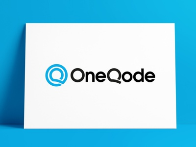 OneQode Logo Redesign brand logo marks brand identity type logo portfolio logo mark brand mark logo redesign brand redesign symbol logo designs logo designer icon logos typography branding identity logo portfolio logo design