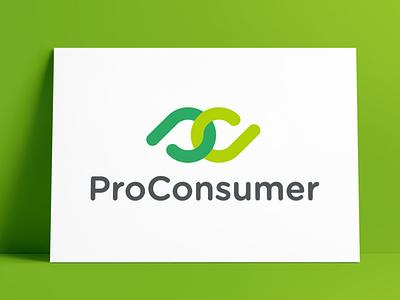 ProConsumer Logo Design consumer brand identity designer brand logo designer brand designer logo designer logos typography branding identity portfolio logo logo design