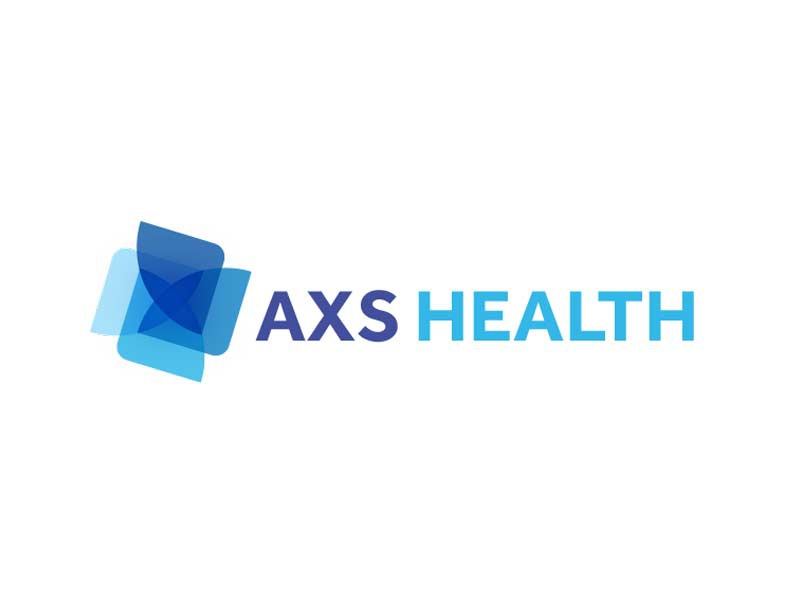 Medical Logo Design By The Logo Smith health blue sans serif medical identity branding portfolio design logo