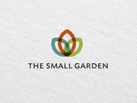 The Small Garden Logo V4
